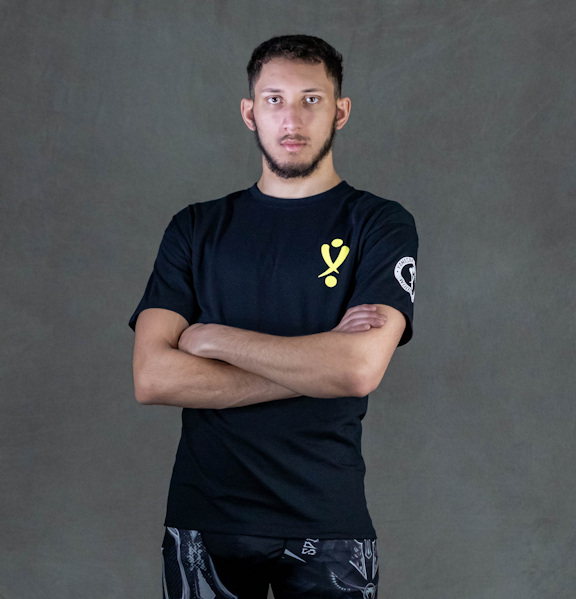 MMA fighter Oscar Jimenez